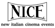 NICE New italian Cinema Events Festival